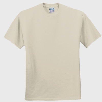 Gildan 5000 Heavy Cotton 100% Cotton T Shirt