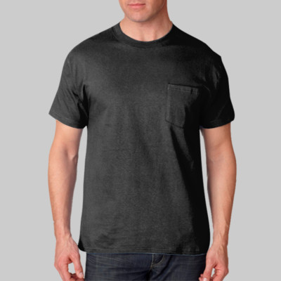 Adult Beefy-T® Cotton Tee with Pocket
